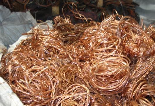Scrap Copper Prices - Salvage Copper Prices - Recycle Copper Scrap